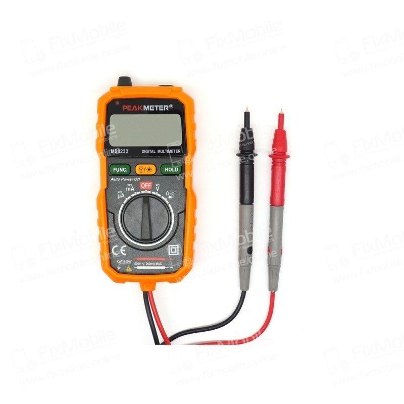 Мультиметр Peakmeter MS8232 цифровой мини